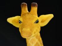 Giraffe Mira aus dem Kindertheater Freunde fuers Leben